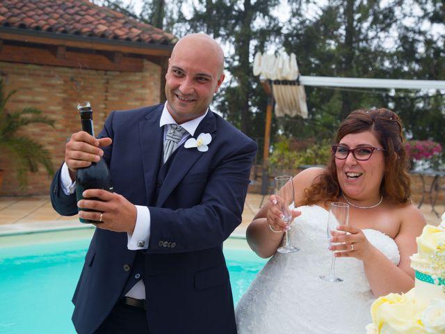 Il matrimonio di Francesco e Marianna a Cocconato, Asti 26