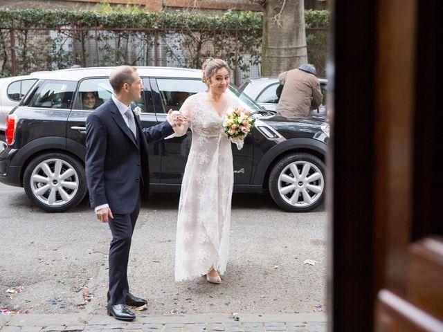 Il matrimonio di Andrea e Roberta a Roma, Roma 8