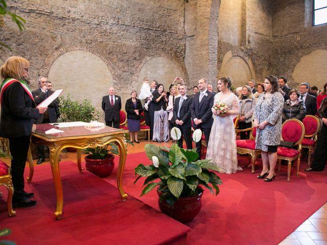 Il matrimonio di Andrea e Roberta a Roma, Roma 9