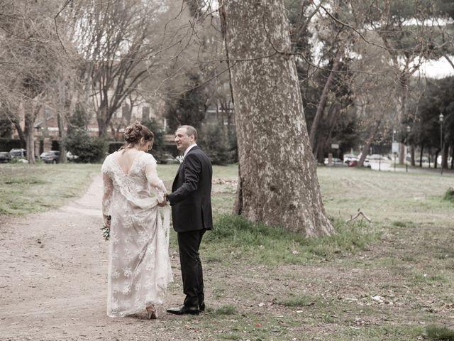 Il matrimonio di Andrea e Roberta a Roma, Roma 16