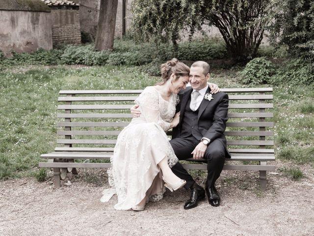Il matrimonio di Andrea e Roberta a Roma, Roma 19