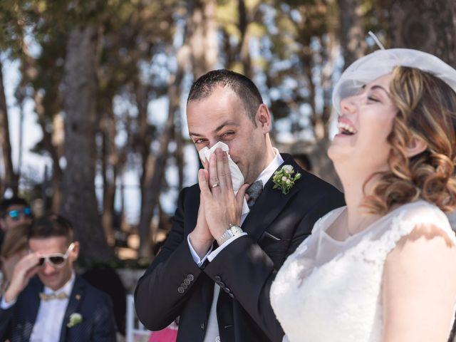 le nozze di Lucia e Claudio