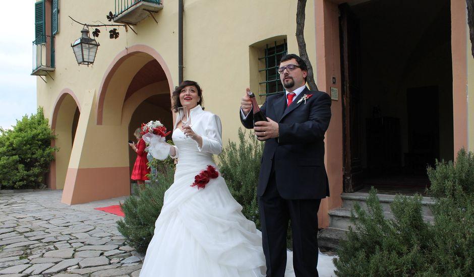 Il matrimonio di Fabiana e Alexis a Clavesana, Cuneo