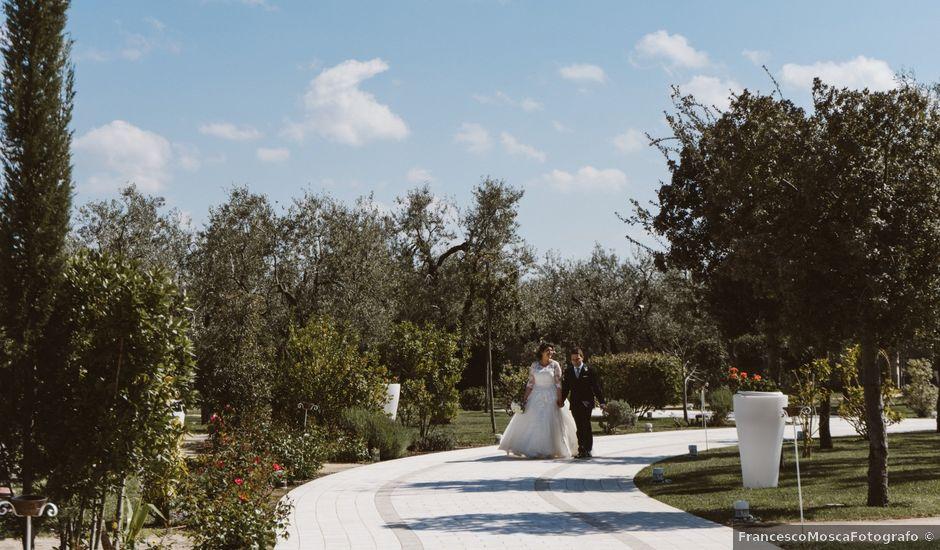 Il matrimonio di Michele e Clara a Torremaggiore, Foggia