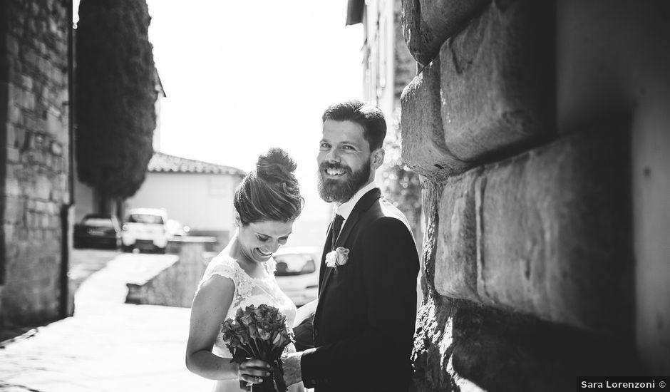 Il matrimonio di Marco e Lucia a Arezzo, Arezzo