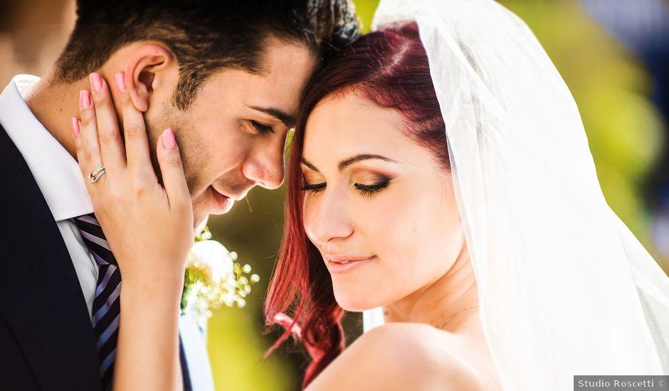 Il matrimonio di Francesco e Laura a Roma, Roma