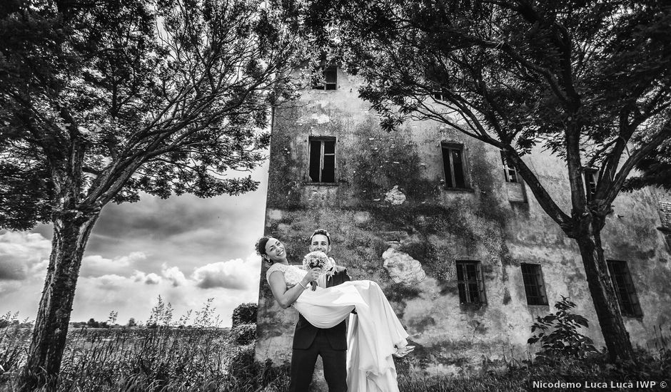 Il matrimonio di Matteo e Valentina a Salvirola, Cremona