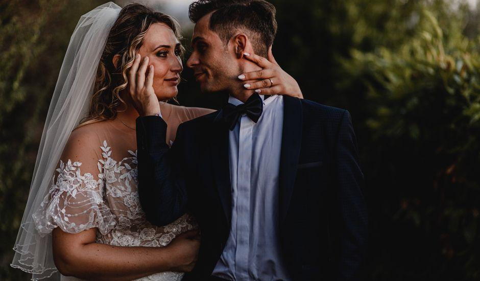 Il matrimonio di Francesco e Martina a Monsummano Terme, Pistoia