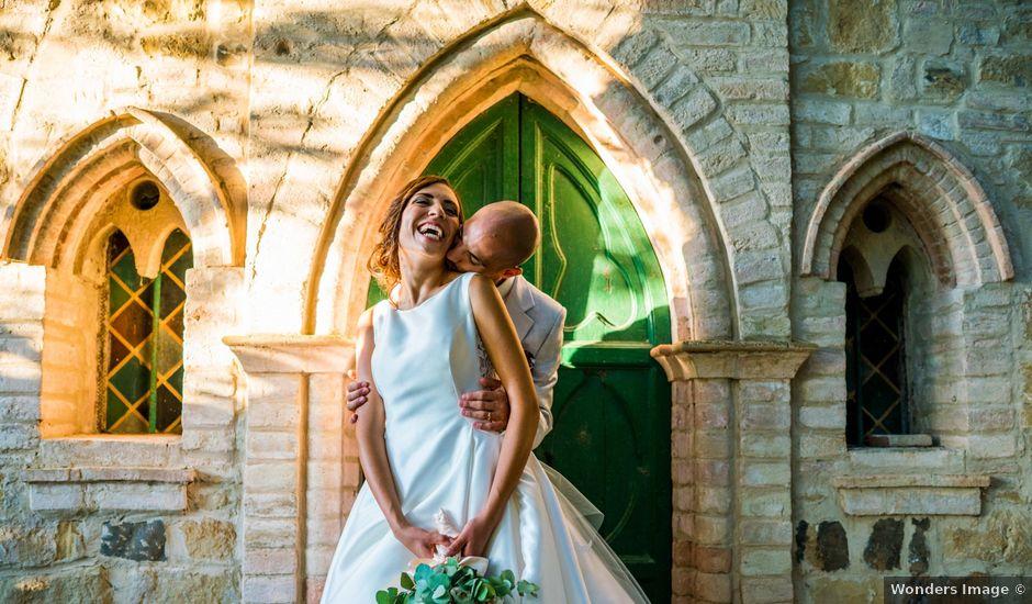 Il matrimonio di Nicola e Elena a Montefano, Macerata