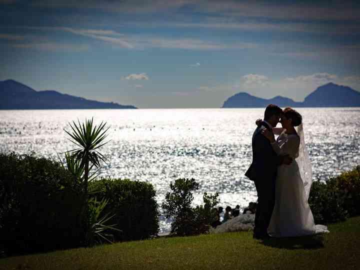 le nozze di Lucia e Gennaro