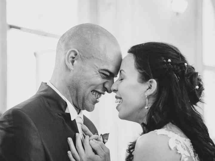le nozze di Marianna e Kevin