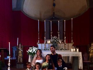 Le nozze di Sonia e Agostino 1