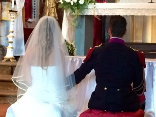 Le nozze di Sonia e Agostino