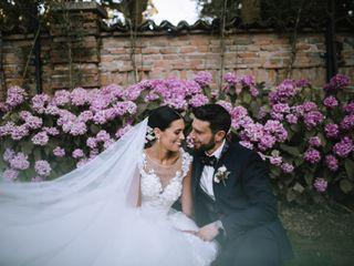 Le nozze di Elena e Morgan