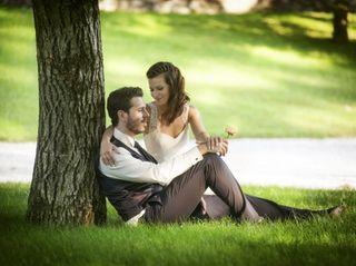 Le nozze di Marcella e Franco