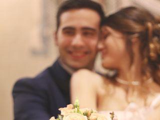 Le nozze di Beatrice e Stefano 1