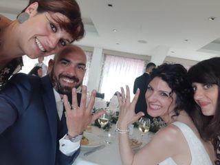 Le nozze di Tiziana e Sergio  2