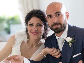 Le nozze di Tiziana e Sergio