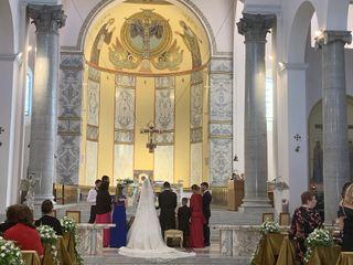 Le nozze di Elisa e Mauro