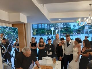 Le nozze di Anna Benedetta  e Carmine 1