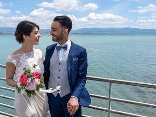 Le nozze di Fiammetta e Michele