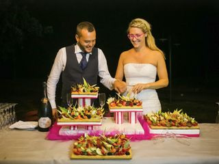 Le nozze di Sarah e Simone 1
