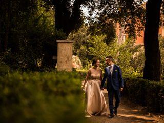 Le nozze di Martina e Manuel