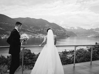 Le nozze di Federica e Sandro