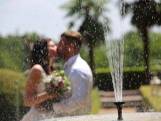 Le nozze di Sara e Emiliano