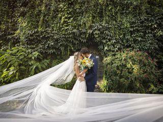 Le nozze di Mirta e Matteo
