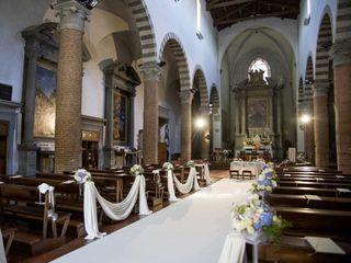 Le nozze di Chiara e Lorenzo 1