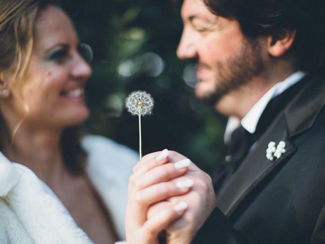 le nozze di Liudmila e Luca