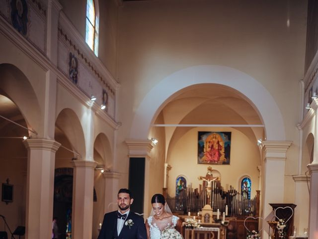Il matrimonio di Morgan e Elena a Mantova, Mantova 78