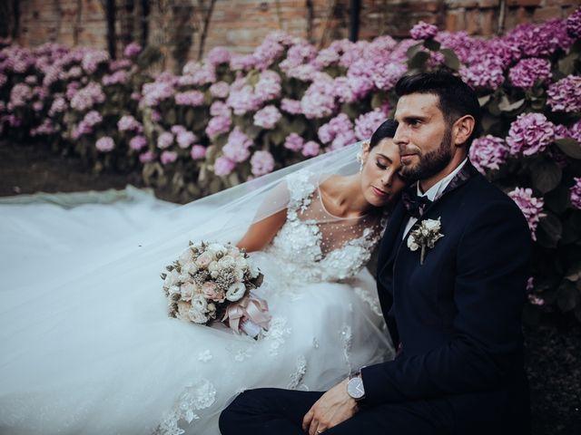Il matrimonio di Morgan e Elena a Mantova, Mantova 86
