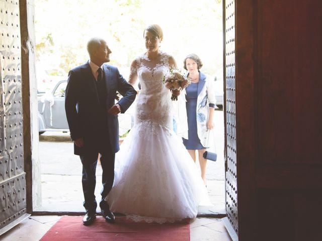 Il matrimonio di Tommaso e Elena a Carmignano, Prato 19