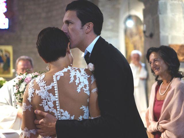 Il matrimonio di Tommaso e Elena a Carmignano, Prato 20