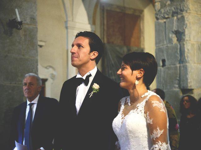 Il matrimonio di Tommaso e Elena a Carmignano, Prato 21
