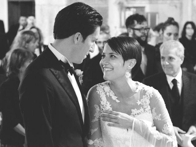 Il matrimonio di Tommaso e Elena a Carmignano, Prato 26