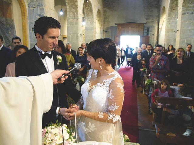Il matrimonio di Tommaso e Elena a Carmignano, Prato 27