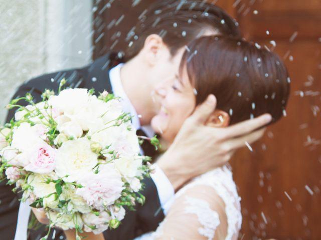 Il matrimonio di Tommaso e Elena a Carmignano, Prato 33