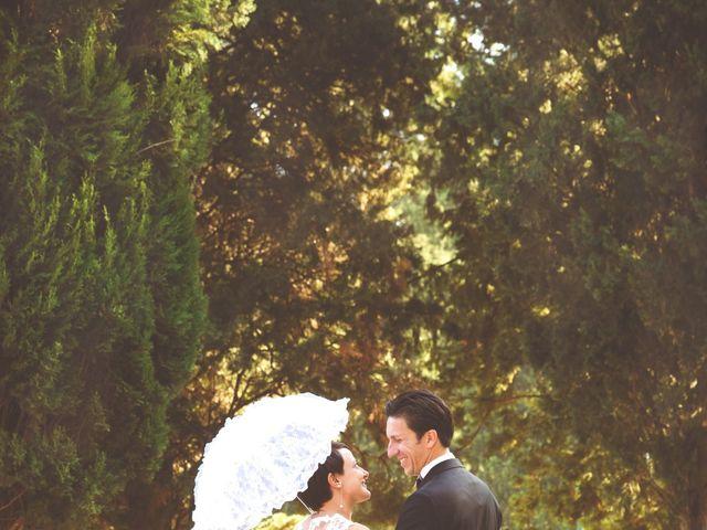 Il matrimonio di Tommaso e Elena a Carmignano, Prato 34