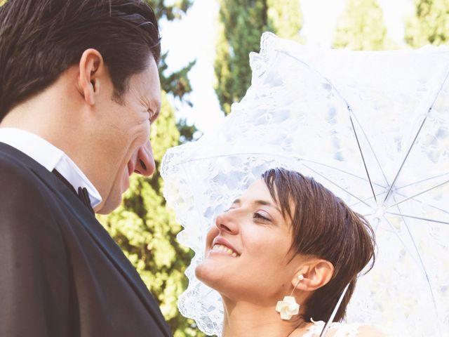 Il matrimonio di Tommaso e Elena a Carmignano, Prato 35