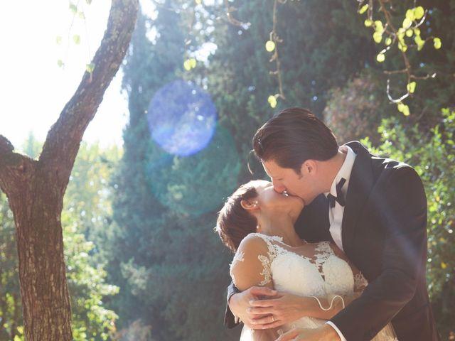 Il matrimonio di Tommaso e Elena a Carmignano, Prato 36