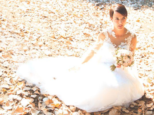 Il matrimonio di Tommaso e Elena a Carmignano, Prato 1