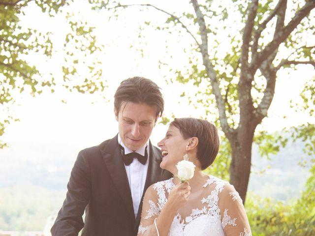 Il matrimonio di Tommaso e Elena a Carmignano, Prato 46
