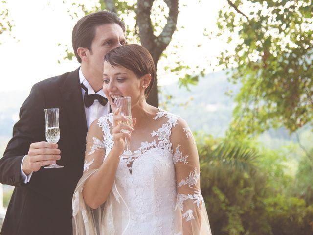 Il matrimonio di Tommaso e Elena a Carmignano, Prato 47