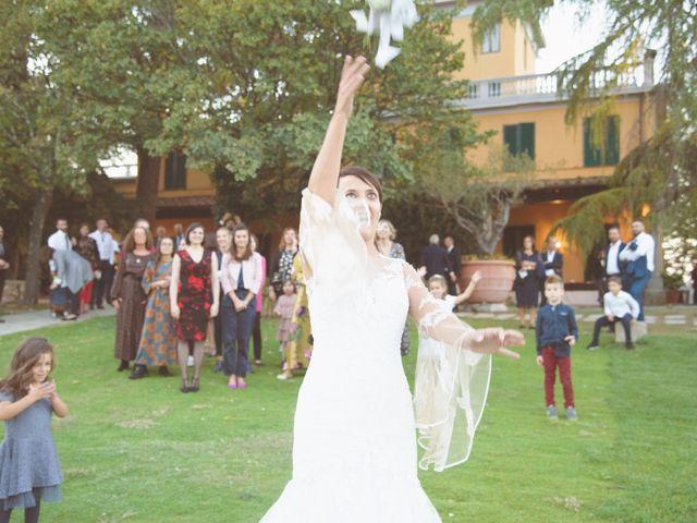Il matrimonio di Tommaso e Elena a Carmignano, Prato 50