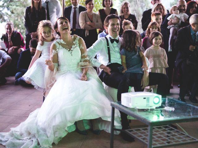 Il matrimonio di Tommaso e Elena a Carmignano, Prato 51