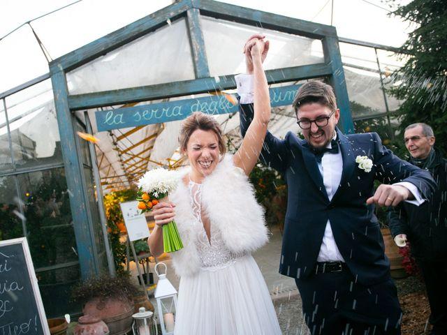 Il matrimonio di Matteo e Giulia a Monza, Monza e Brianza 18