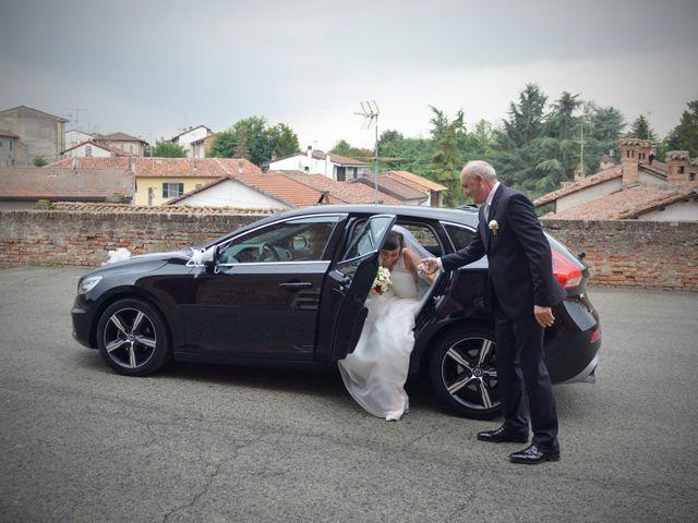 Il matrimonio di Matteo e Chiara a Oviglio, Alessandria 15